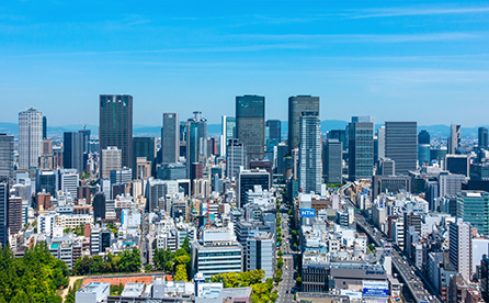 大阪市中央区の好立地